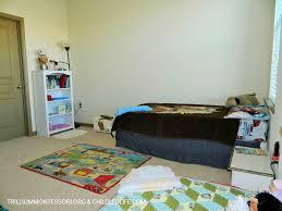small space montessori setup 5 part series with a tour of the children s room at trilliummontessori