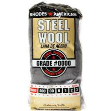 Homax #4/0 12 Pad Steel Wool, Super Fine Grade-10120000 - The ...