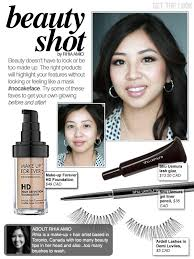 makeup forever hd foundation before and after. before and after make-up with rhia amio toronto hair artist 1. forever hd foundation makeup hd