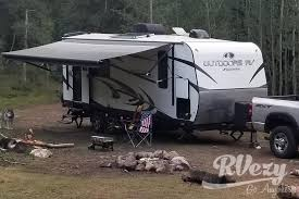 my 2018 outdoors rv manufacturing