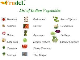 indian vegetables names in english with pictures. Delighful Indian List Of Vegetables Name In English And Hindi Image Gallery Ppt Intended Indian Names With Pictures A