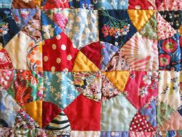 Antique Hand Pieced & Hand Stitched Scrap Quilt in the Snowball or ... & 1930s Antique Hand Pieced & Hand Stitched Scrap Quilt in the Snowball or  Windmill Pattern, Excellent! in ... Adamdwight.com
