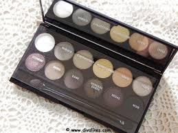 sleek makeup i divine au naturel palette review swatches diva likes