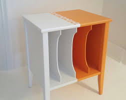 lp storage furniture. mid century record cabinet vintage lp storage media console album vinyl furniture