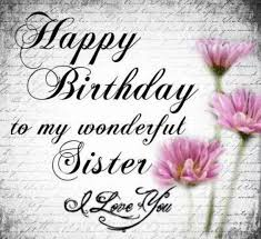 Happy Birthday Beautiful Sister Quotes Best Of Happy Birthday Quotes Sayings Wishes Images And Lines Yo Quotes