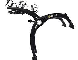 Bones Ex 3 Bike Trunk Car Rack Saris