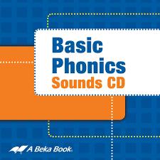 Abeka Basic Phonics Cd Ces Books