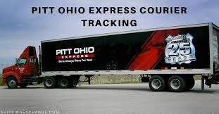 pitt ohio tracking track trace pitt ohio express courier package and get delivery status