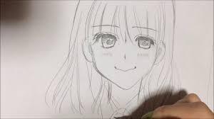 Dạy vẽ nhân vật hoạt hình - anime phần 10 - thêm 1 kiểu mặt khác - YouTube