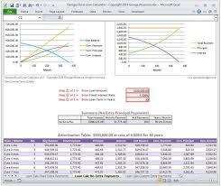 Calculate A Mortgage Loan Mortgage Calculator Excel Mortgage Loan Calculator And