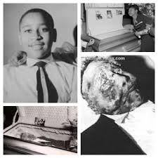 civil rights movement image essay vinfeezle history  emmet till a boy who was murdered by two white men for whistling at a white women in 1955