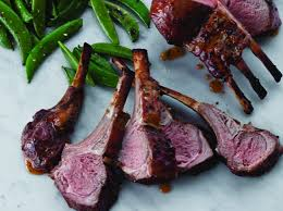 Image result for roasted rack of lamb