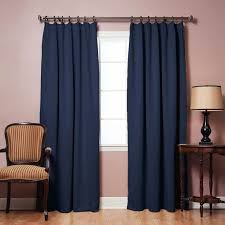 aurora home pleated blackout curtain panel pair olive green size 42 x 84 polyester blend abstract