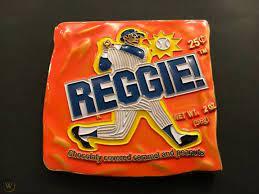 NYPD YANKEE 44 REGGIE JACKSON CANDY BAR ...