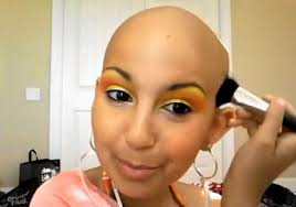 talia joy castellano who ped away tuesday shows off bright eye makeup in her