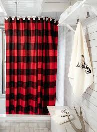 mesmerizing curtain black white large inspirations with stunning red checd kitchen curtains pictures decor size gingham