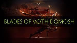 dota 2 legion commander blades of voth domosh arcana item