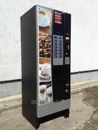 Second Hand Vending Machine Adorable Vending Machines Secondhand Saeco Cristallo 48 Buy In Kiev