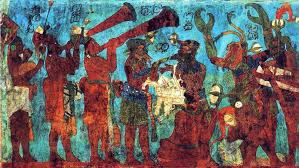 overview of mayan art
