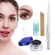 microblading pen zjchao permanent makeup eyebrow pen machine kit professional 3d tattoo manual pen with