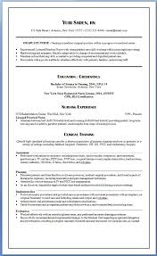 New Grad Rn Resume Examples | Resume Examples And Free Resume Builder