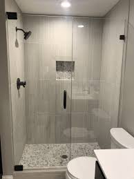 frameless shower doors glass and