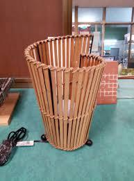 Catanzaro Lampada In Bamboo Mercatino Dellusato Portobello