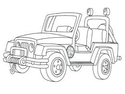 jeep coloring pages to luxury pictures of army