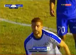 هدف فخر الدين بن يوسف في مرمى اسوان 1-1 03/02/2020 - Football Tunisien
