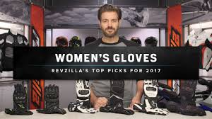 Best <b>Women's</b> Motorcycle Riding <b>Gloves 2017</b> at RevZilla.com ...