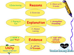 paragraph and essay rosmery goals 18