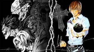 You can download them free of charge to a pc or a mobile phone very quickly and easily through wap.mob.org. Death Note Wallpapers 1920x1080 Full Hd 1080p Desktop Backgrounds