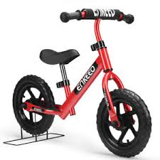 12 Sport Balance Bike Kids No Pedal Learn To Ride Pre Bike 5