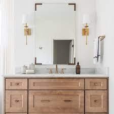 Bathroom Mirror Ideas Inspiration Gabby Home