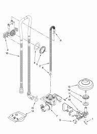 Kenmore elite refrigerator wiring diagram inspirational kenmore dishwasher parts schematic