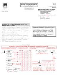 form 1120a fillable online f 1120a r 01 14 final pdf florida administrative