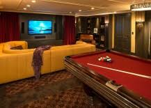 basement movie theater. Whether You Prefer A Simpler Media Room Or Stunning Home Theater, There Is No Denying That The Secluded Basement Ideal Place For An Exclusive Movie Theater E