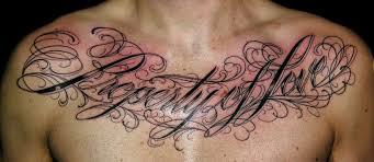 татуировка на латыни Tattoo Leader тату студия в омске