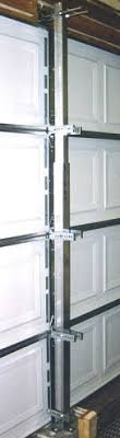 garage door braceHurricane Garage Door Brace by Secure Door Garage Bracing System