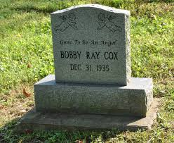 Bobby Ray Cox (1935-1935) - Find A Grave Memorial