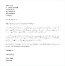 Business Letter Format Word Word Formal Letter Template Business Letter Format Template