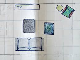 How To Make An Old Fashioned Floor Plan With Graph Paper Dans Le
