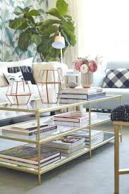 rose gold coffee table how to add pink to your home and still keep your guy