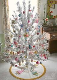 vintage aluminum christmas tree ...