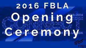 Fbla Graphic Design 2016 2016 Fbla Nlc Opening Ceremony