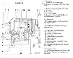 audi 1 8 t engine diagram audi wiring diagrams