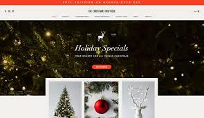 Free Christmas Website Templates Website Templates Free Html5 Website Templates Wix Com