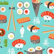 cute sushi wallpaper. Modren Cute Happy Sushi  Kawaii Inside Cute Wallpaper