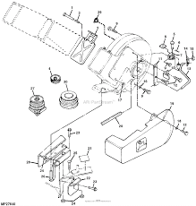 John deere parts diagrams john deere power flow blower assembly 38