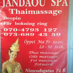 recensioner thaimassage sport massage stockholm